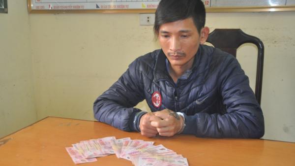 Tam Đảo (Vĩnh Phúc): Bắt đối tượng gây ra 2 vụ trộm cắp tài sản của công nhân