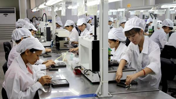 HOT: Nhiều doanh nghiệp ở Vĩnh Phúc có nhu cầu tuyển hàng trăm lao động 