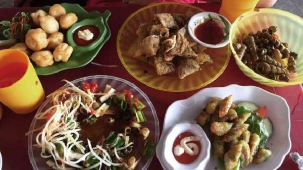 """""""Ngất lịm"""" với 10 địa điểm ăn vặt giá """"hạt dẻ"""" ở Vĩnh Phúc"""