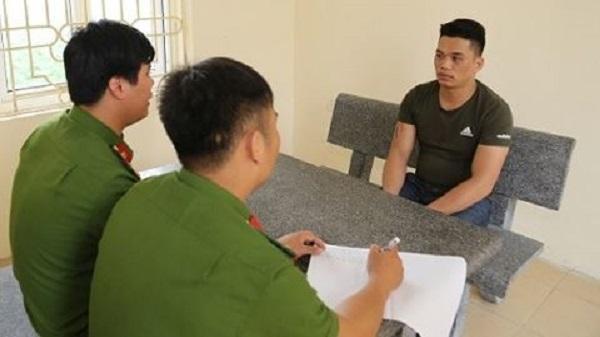 Vĩnh Phúc: Đối tượng trốn truy nã tội Giết người bị bắt khi đang bán ma túy