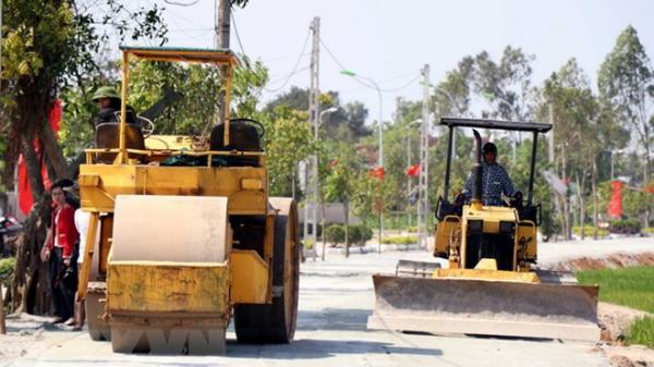 Vĩnh Phúc: Đầu tư gần trăm tỷ đồng để xây dựng nông thôn mới