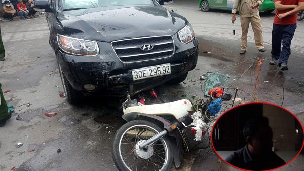 Đi mua cơm chăm mẹ ốm ở viện, cô gái bị ô tô đâm tử vong trước BV Bạch Mai