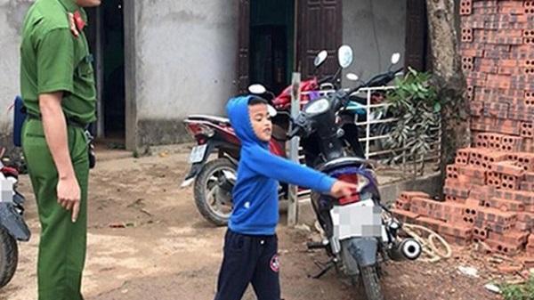 Vĩnh Phúc: Chính thức khởi tố vụ án, tạm giam kẻ sát hại bé 8 tuổi