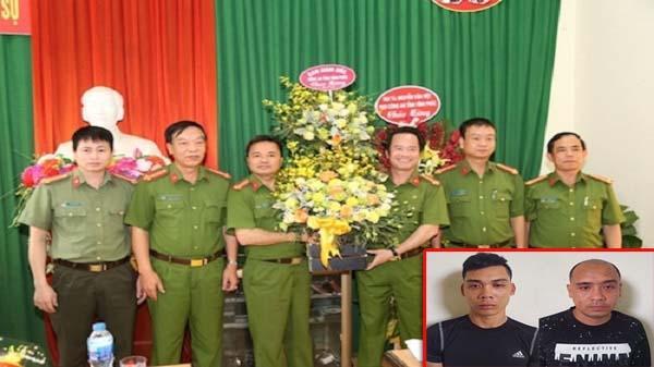 Khen thưởng 5 đơn vị tham gia phá án vụ bé trai 8 tuổi bị sát hại ở Vĩnh Phúc