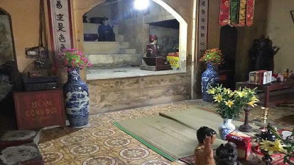 Vĩnh Phúc: Kẻ gian đột nhập chùa, trộm 19 tượng phật bằng đồng
