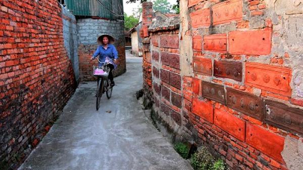 'Lạc trôi' đến ngôi làng cổ hơn 300 năm tuổi vẫn đẹp hút hồn tại Vĩnh Phúc