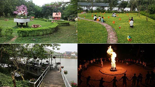Không phải Tam Đảo, đây mới là địa điểm vui chơi lý tưởng nhất ở Vĩnh Phúc dịp 30/4 này!