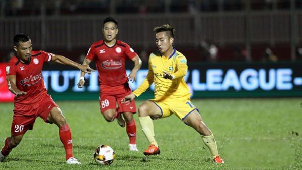 SLNA - Nam Định vòng 7 V-League 2018 trên sân Vinh: Thoạt tưởng dễ, hóa ra khó