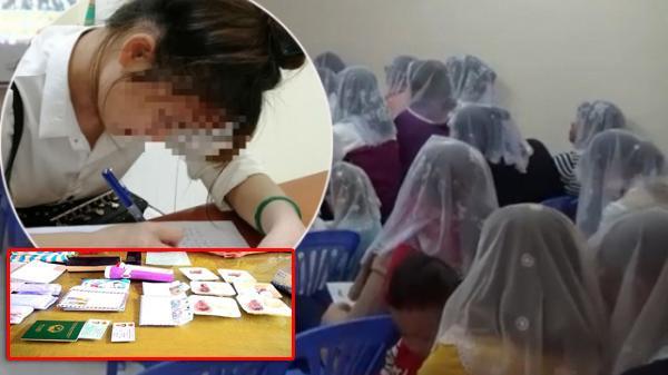 """Phát hiện đối tượng quê Nam Định cùng đồng bọn đang làm """"lễ rửa chân"""" cho nữ sinh lớp 12 để gia nhập """"Hội thánh Đức chúa trời Mẹ"""""""