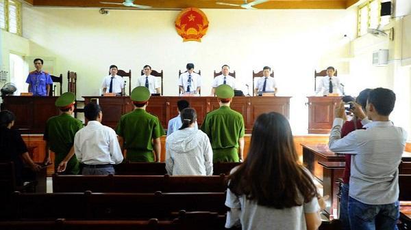 Tòa tuyên phạt 3 đối tượng Nam Định cùng đồng bọn vụ bắt giữ, ép vợ cũ nhận tội ma túy thay 'vợ mới'