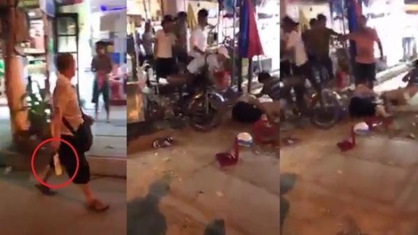 Khách Trung Quốc bị đánh vì không trả tiền: Gọi 17 món