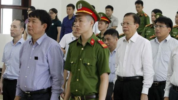 Phúc thẩm vụ Đinh La Thăng: Hàng loạt cựu lãnh đạo PVC nhận tội