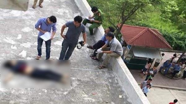 Nóng: Nam thanh niên vào bệnh viện, bỏ lại đôi dép nhảy từ tầng 11 tự tử