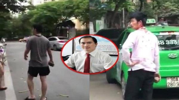 Luật sư tự nguyện bào chữa miễn phí cho tài xế taxi bị người đàn ông đi Mercedes đánh chảy máu đầu