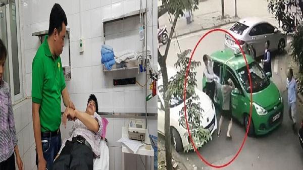 Tài xế Nam Định lái taxi Mai Linh bị đánh chuyển viện, không muốn hòa giải