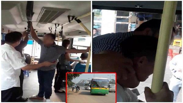 Vĩnh Phúc: Thực hư thông tin nhân viên xe bus chửi, kẹp cổ hành khách