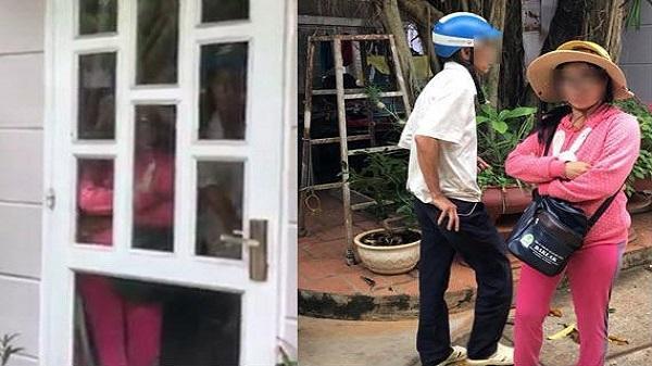 """Nóng: Xôn xao clip bố chồng vào nhà nghỉ """" loạn luân"""" với con dâu"""