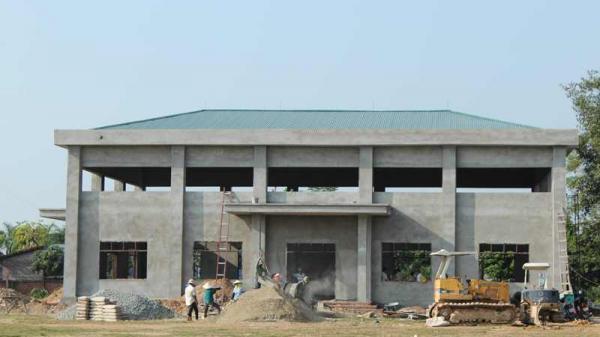 Vĩnh Phúc: Tập trung giải quyết nợ xây dựng cơ bản để hoàn thành tiêu chí văn hóa trong xây dựng NTM