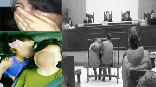 Nước mắt người mẹ trên chặng đường dài đi đòi công lý cho đứa con bị cưỡng hiếp