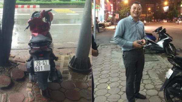 Hà Nội: Chuyện xe máy yên vị suốt 3 ngày trước hàng ăn và sự nhầm lẫn hài hước của người chủ