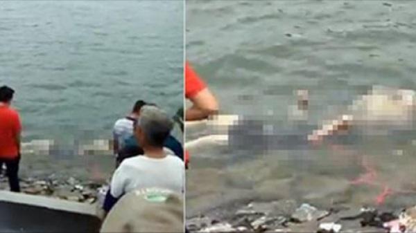 Nóng: Thông tin bất ngờ về vụ đôi nam nữ nắm tay nhau ch.ết dưới lòng hồ gây xôn xao CĐM