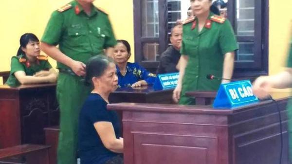 Bà nội quê Thái Bình hại chết cháu gái 23 ngày tuổi lĩnh 13 năm tù