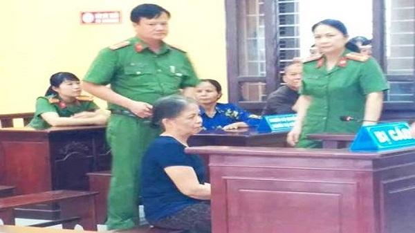 NÓNG:  Vụ sát hại cháu gái 23 ngày tuổi chấn động Thanh Hóa, bà nội nhận bản án 13 năm tù