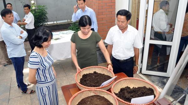 """Việc triển khai Dự án """"Quản lý rác thải khu vực nông thôn tỉnh Vĩnh Phúc"""" còn nhiều khó khăn"""