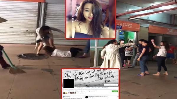 Đã tìm ra Facebook cô bồ nhí dang chân đạp thẳng vào mặt vợ dọa g.i.ế.t và hàng loạt status khiêu khích gây phẫn nộ CĐM