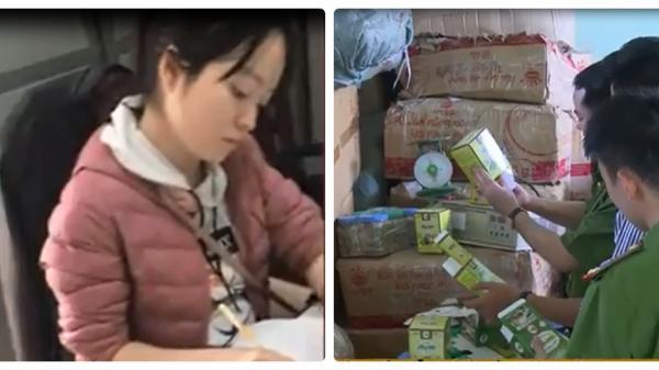 Bắt thiếu nữ quê Vĩnh Phúc cầm đầu đường dây buôn bán thuốc tăng cân đông y số lượng khủng