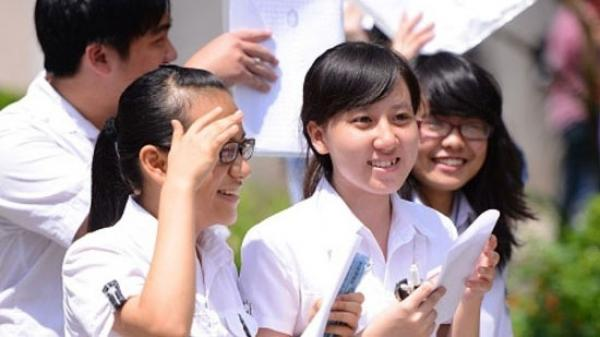 NÓNG: CHÍNH THỨC điểm chuẩn lớp 10 các trường tại Vĩnh Phúc