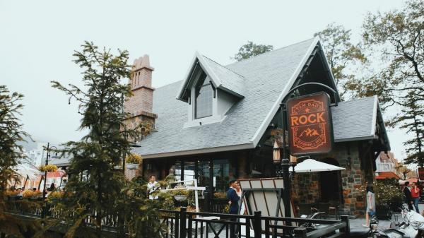 Không phải Quán Gió, đây mới là quán cà phê đang được check-in nhiều nhất ở Tam Đảo