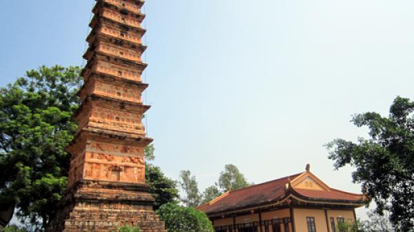Những khám phá về Tháp cổ Bình Sơn - Một công trình kiến trúc độc đáo