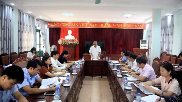 Vĩnh Phúc: HĐND tỉnh giám sát công tác quản lý Nhà nước đối với một số hoạt động giáo dục tại Sở GD&ĐT