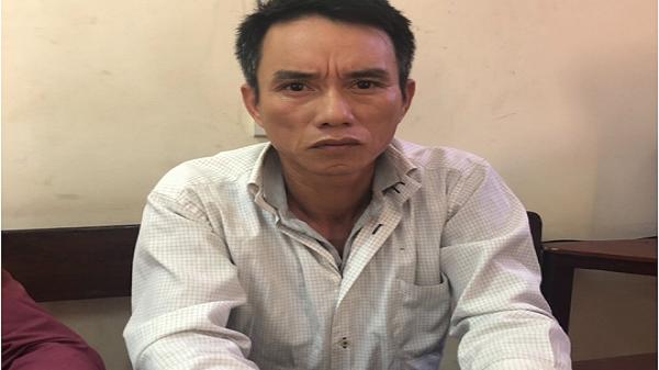 Vĩnh Phúc: Cảnh sát 113 tiến hành khống chế vây bắt đối tượng ngáo đá cầm dao phi ra đường
