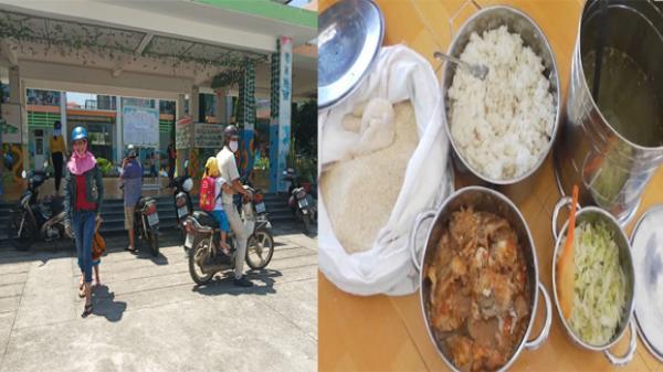 Vụ trẻ ăn cơm mốc, đầu cá: Trường dừng nấu bữa trưa, công an chính thức vào cuộc