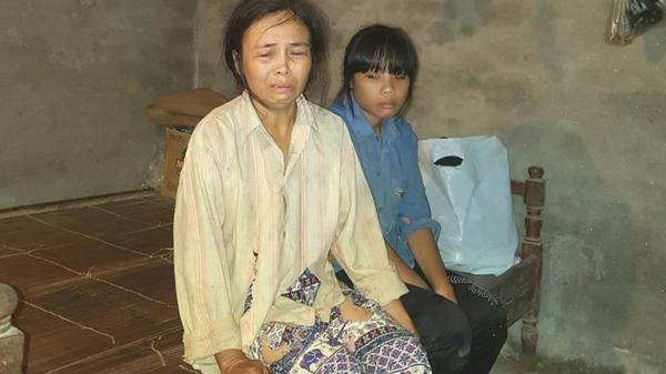 Thắt lòng trước hoàn cảnh éo le của người mẹ bị ung thư máu tại Vĩnh Phúc