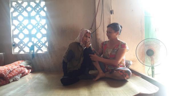 Xót xa gia cảnh cụ bà 68 tuổi neo đơn, nghèo khó tại Vĩnh Phúc