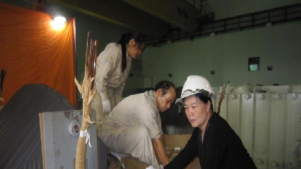 Sức sáng tạo phi thường của nữ kỹ sư chế tạo máy biến áp 500kV 'made in Việt Nam'