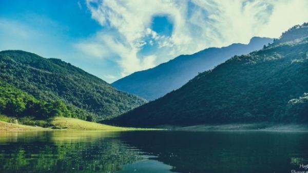 Hồ Xạ Hương – Vĩnh Phúc: Thiên đường xanh quyến rũ chờ bạn tới check-in