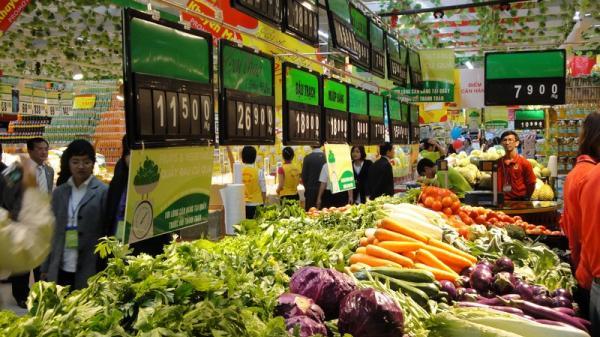 Kiểm tra đột xuất công tác vệ sinh an toàn thực phẩm tại siêu thị BigC Vĩnh Phúc.