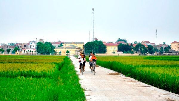 Vĩnh Yên (Vĩnh Phúc): Tạo đà cho nông thôn mới