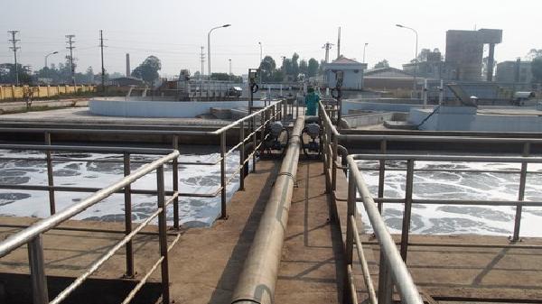 5.000m3 nước thải công nghiệp xả ra hệ thống Liễn Sơn/ngày