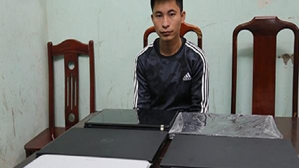 Vĩnh Phúc: Làm rõ đối tượng trộm cắp tài sản trị giá 300 triệu đồng