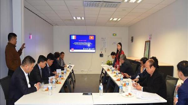 Địa phương Việt Nam tìm kiếm cơ hội hợp tác và đầu tư tại Pháp