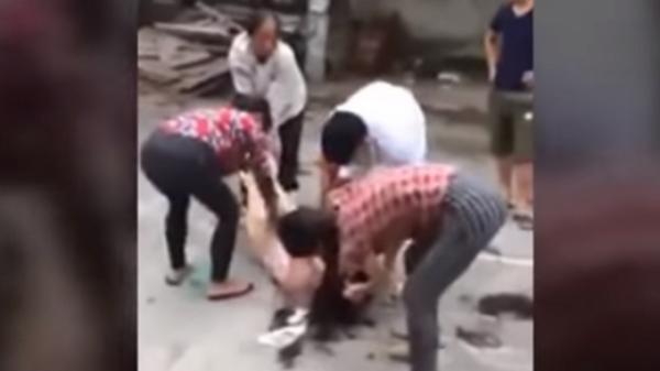 Vĩnh Phúc: Đôi tình nhân đã rời khỏi địa phương sau vụ đánh ghen kinh hoàng