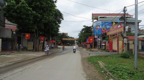 Ngỡ ngàng trước sự thay đổi bất ngờ của huyện nghèo tại Vĩnh Phúc