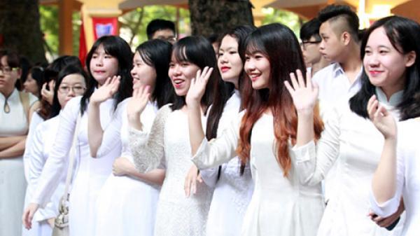 Bộ GD&ĐT: Top 200 trường THPT tốt nhất Việt Nam năm 2016