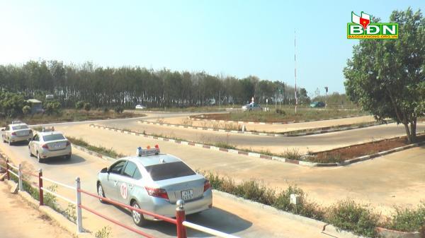 Đắk Nông: 10 tỷ đồng đầu tư trung tâm đào tạo và sát hạch lái xe loại I