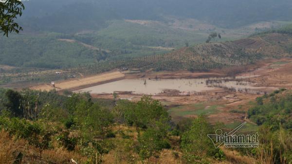 Đắk Nông : Xây hồ thủy lợi hàng chục tỷ đồng để rồi…bỏ hoang